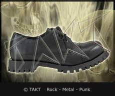 Kožené boty 3 dírkové Alter Core 550 Black/ Černé