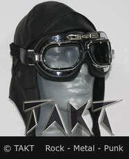 Letecké brýle  Air Force (chrom)