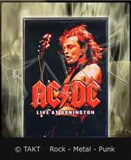 Magnet Ac/ dc - live At Donnington Imp.