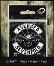 Magnet Avenged Sevenfold - death Bat Imp.