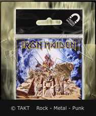 Magnet Iron Maiden - somewhere Back In Time Imp.