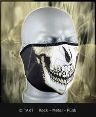 Maska na Motorku Lebka 4 Malá