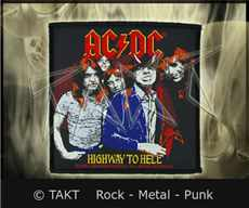 Nášivka AC/ DC - Highway To Hell