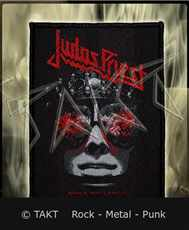 Nášivka Judas Priest - hell Bent For Leather