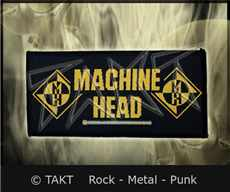 Nášivka Machine Head - Logo