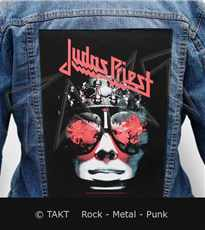 Nášivka na bundu Judas Priest - hell Bent Fot Leather