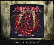 Nášivka Airbourne - breakin Outta Hell