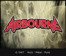 Nášivka Airbourne - logo