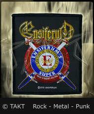 Nášivka Ensiferum - Ensiferum s Super