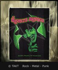 Nášivka Marilyn Manson - smells Like Children