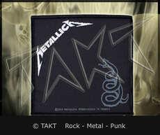 Nášivka Metallica - black Album