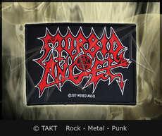 Nášivka Morbid Angel - logo Pentagram