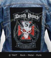 Nášivka na bundu Five Finger Death Punch - legionary