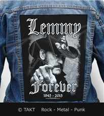 Nášivka na bundu Lemmy - 1945 - 2015