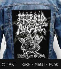 Nášivka na bundu Morbid Angel - Blessed Are The Sick