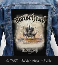 Nášivka na bundu  Motorhead - aftershock