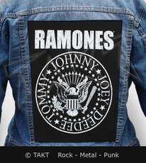 Nášivka na bundu Ramones - classic Seal