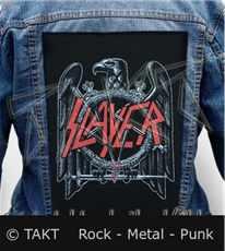 Nášivka na bundu Slayer - Eagle