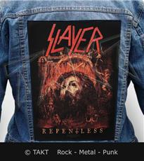 Nášivka na bundu Slayer - repentless