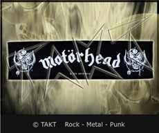 Nášivka Velká Motorhead - War Pig