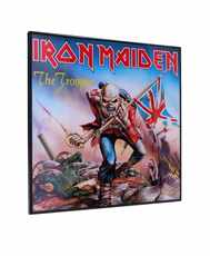 Obraz Iron Maiden - The Trooper