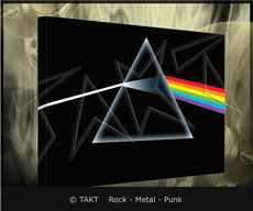 Obraz Pink Floyd - dark Side Of The Moon