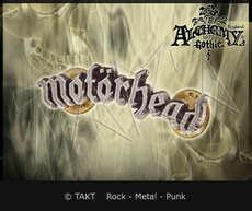Odznak Motorhead Logo Alchemy