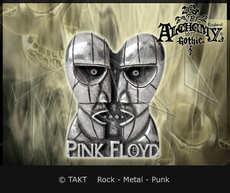 Odznak Pink Floyd - division Bell Alchemy