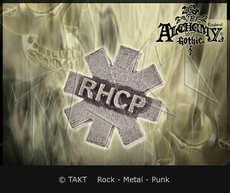 Odznak Red Hot Chili Peppers - asterisk Alchemy