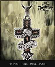 Přívěšek Alchemy Mercy Cross