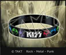 Pásek na ruku Kiss - Symbols