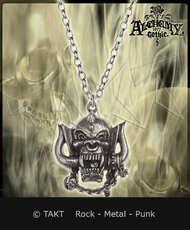 Přívěšek Alchemy Motorhead - warpig