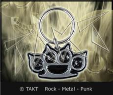 Přívěsek Five Finger Death Punch - Knuckle