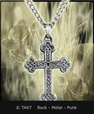 Přívěšek Kříž 07