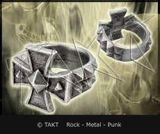 Prsten Alchemy Cross Of Iron