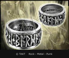 Prsten Alchemy Runeband