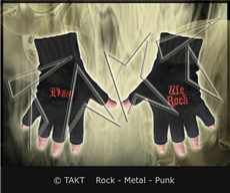 Rukavice Dio - we Rock