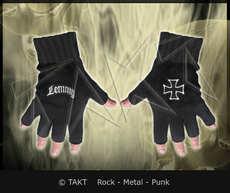Rukavice Lemmy - iron Cross