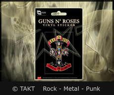 Samolepka Guns n roses - Appetite For Destruction