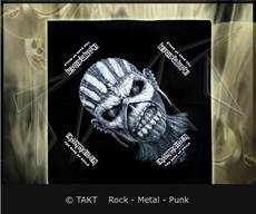 Šátek Iron Maiden - the Book Of Souls