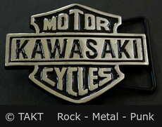 Spona na opasek Kawasaki