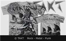 Tričko VIKING - Valhalla (all print)