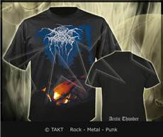 Tričko Dark Throne - arctic Thunder Imp.