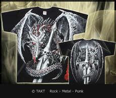 Tričko Dragons Sword All Print