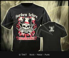 Tričko Farben Lehre - mcmlxxxvi