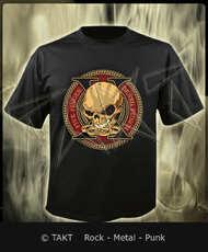 Tričko Five Finger Death Punch - decade Of Destruction Imp.