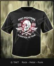 Tričko Foo Fighters - a Matter Of Time Imp.