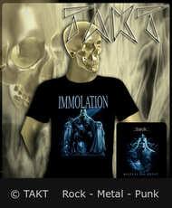 Tričko Immolation - Majesty And Decy