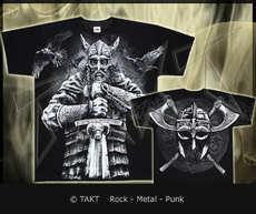 Tričko Viking 38 Sword All Print