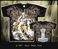 Tričko Viking 39 - thor All Print